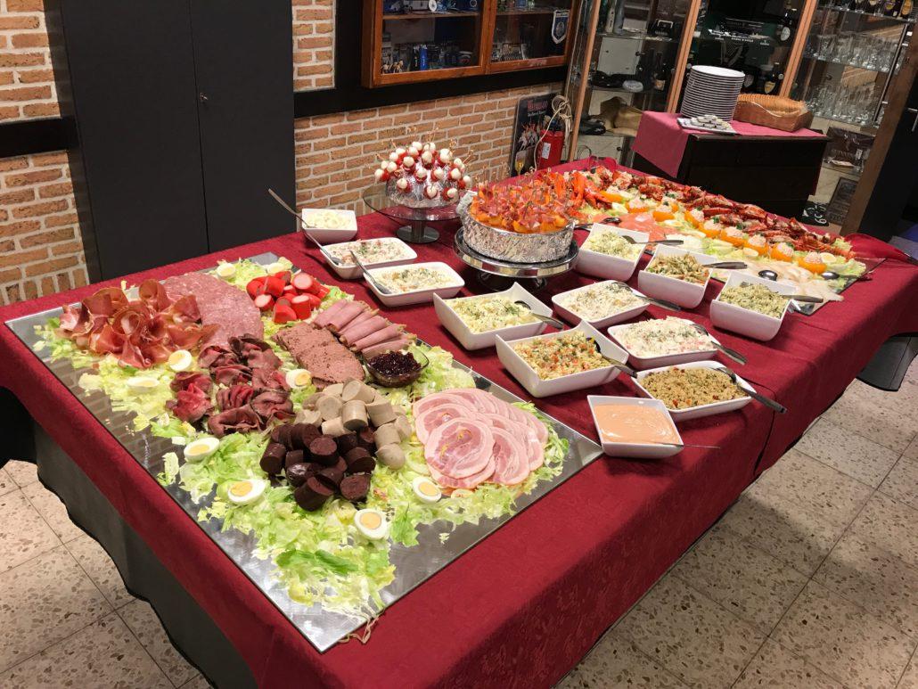 koud buffet deluxe